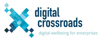 DIGITAL CROSSROADS Logo